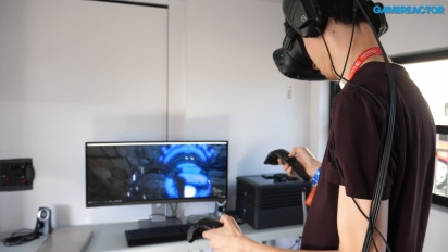 The Talos Principle VR - Entrevista a Damjan Mravunac