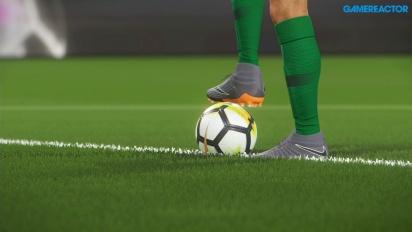 Pro Evolution Soccer 2018 - Partido completo Portugal-Francia Paquete de Datos 4.0