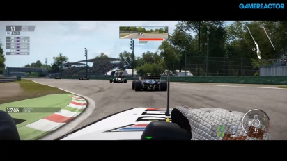 Project CARS 2 - Gameplay carrera completa con Renault FR35 en Monza