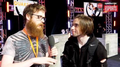 QuakeCon 2018 - Entrevista a T9clawz ganador de Quake Champions