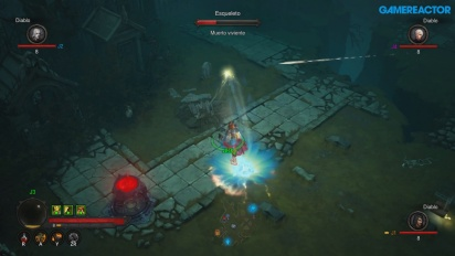 Diablo III: Eternal Collection - Gameplay Switch en multijugador local