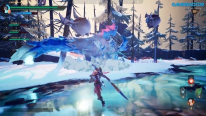 Dauntless - Gameplay de la PAX 2019