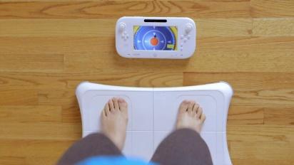 Wii Fit U - Trailer