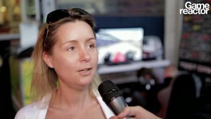 Test Drive: Ferrari Racing Legends - vídeo entrevista