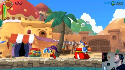 Shantae: Half-Genie Hero - Gameplay en español con Xbox Game Pass