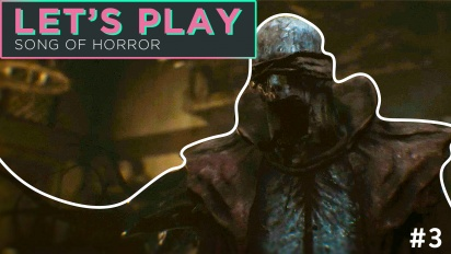 Let's Play Song of Horror - Parte 3
