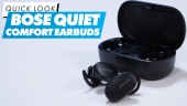 Bose QuietComfort Earbuds - Quick Look