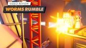 Worms Rumble - Review en Vídeo