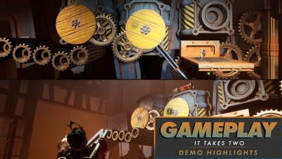 It Takes Two - Mejores Momento de Gameplay