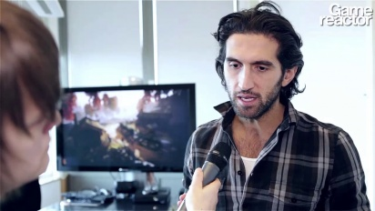 Brothers: A Tale of Two Sons - entrevista a Josef Fares
