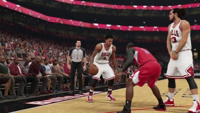 NBA 2K15 - Your Time Has Come Trailer (German)