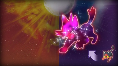 Pokémon Sun/Moon - Evolved starting monsters Trailer