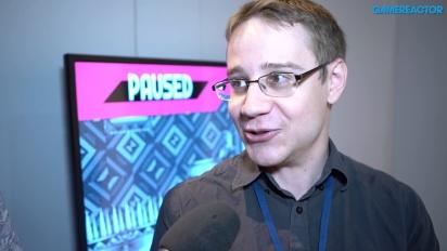 Sonic Mania - Entrevista a Aaron Webber