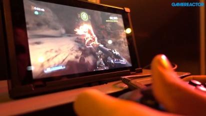 Doom - Gameplay en Nintendo Switch
