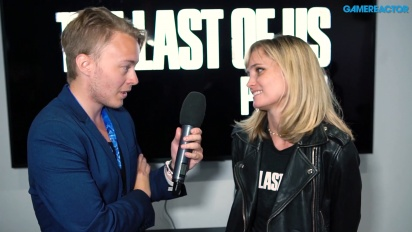 The Last of Us: Part II - Entrevista a Halley Gross en el E3
