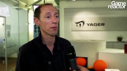 Spec Ops: The Line - vídeo entrevista productor ejecutivo