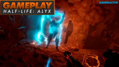 Half-Life: Alyx - Gamereactor Let's Play (Episodio 1)