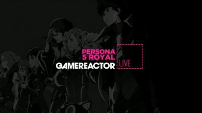 Persona 5 Royal - Replay del Livestream