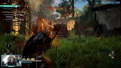 Assassin's Creed Valhalla: La Ira de los Druidas - Un viaje por Isla Esmeralda