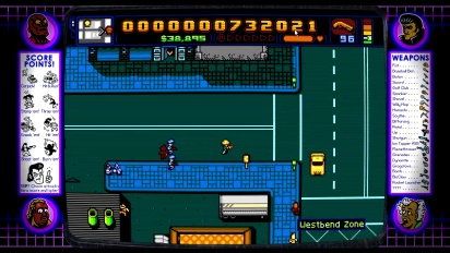 Retro City Rampage - PS3 & PS Vita Trailer