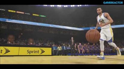 NBA 2K15 - Entrevista de lanzamiento