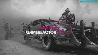 Mad Max - Repetición del Livestream