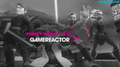 Disney Infinity 3.0 - Repetición del livestream