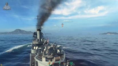 World of Warships - Inside Update 0.4.1