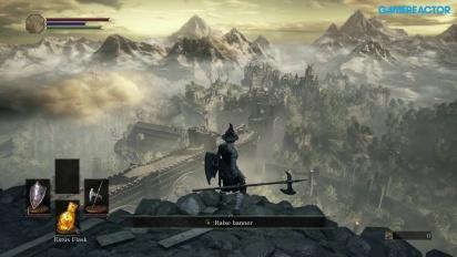 Dark Souls III - Gameplay Xbox One - Los Altos Muros de Lothirc B