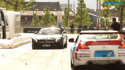 Gran Turismo Sport - Evento de presentación