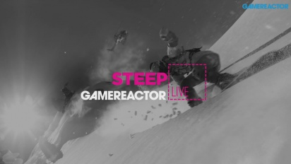 Steep - Livestream Replay