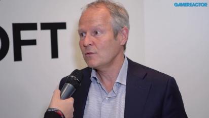 Ubisoft - Entrevista a Yves Guillemot