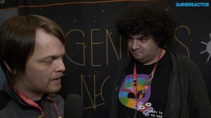Genesis Noir - Jeremy Abel Interview