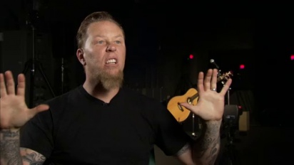 Guitar Hero: Metallica - Behind the Scenes: The Game Trailer