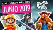 Los juegos del mes: Junio de 2019