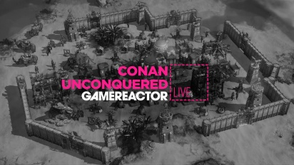 Conan Unconquered - Replay del Livestream