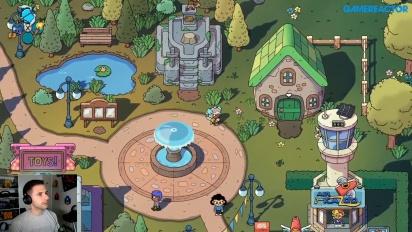 The Swords of Ditto: Mormo's Curse - Gameplay primera media hora en español