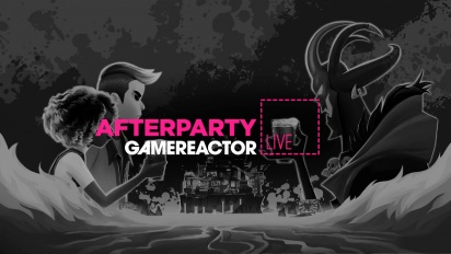 Afterparty - Replay del Livestream