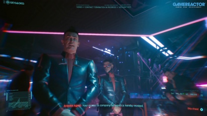 Cyberpunk 2077 - Gameplay primeros 80 minutos en Xbox Series X como Corpo