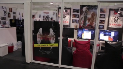 Larian Studios at Gamescom 2012