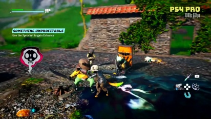 Biomutant - Gameplay Footage Playstation 4 Pro & Xbox One X