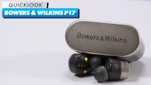 Bowers & Wilkins PI7 - El Vistazo