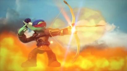 Skylanders Giants - conoce a los skylanders: Flameslinger Trailer