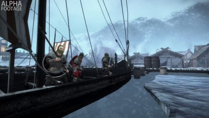 Chivalry: Medieval Warfare - Vikings Trailer