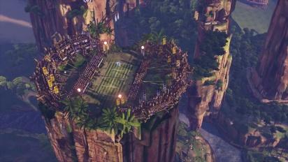 Kinect Sports Rivals - tráiler de los entornos