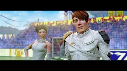 Kinect Sports Rivals - tráiler de los equipos