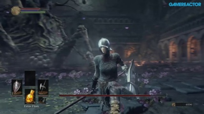 Dark Souls III - Gameplay Xbox One - Por Curse Rotted Greatwood
