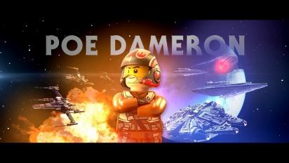 Lego Star Wars: El Despertar de la Fuerza - Tráiler español de Poe Dameron