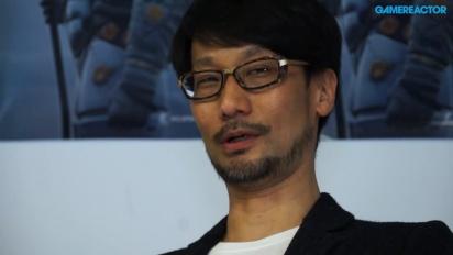 Hideo Kojima - Mesa redonda en Nordic Game