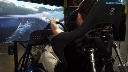 Project CARS y CXC Simulations - Rod Chong & Chris Considine